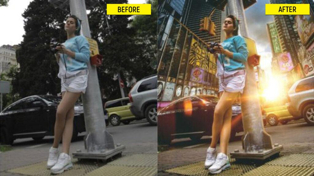 blk social - photoshop